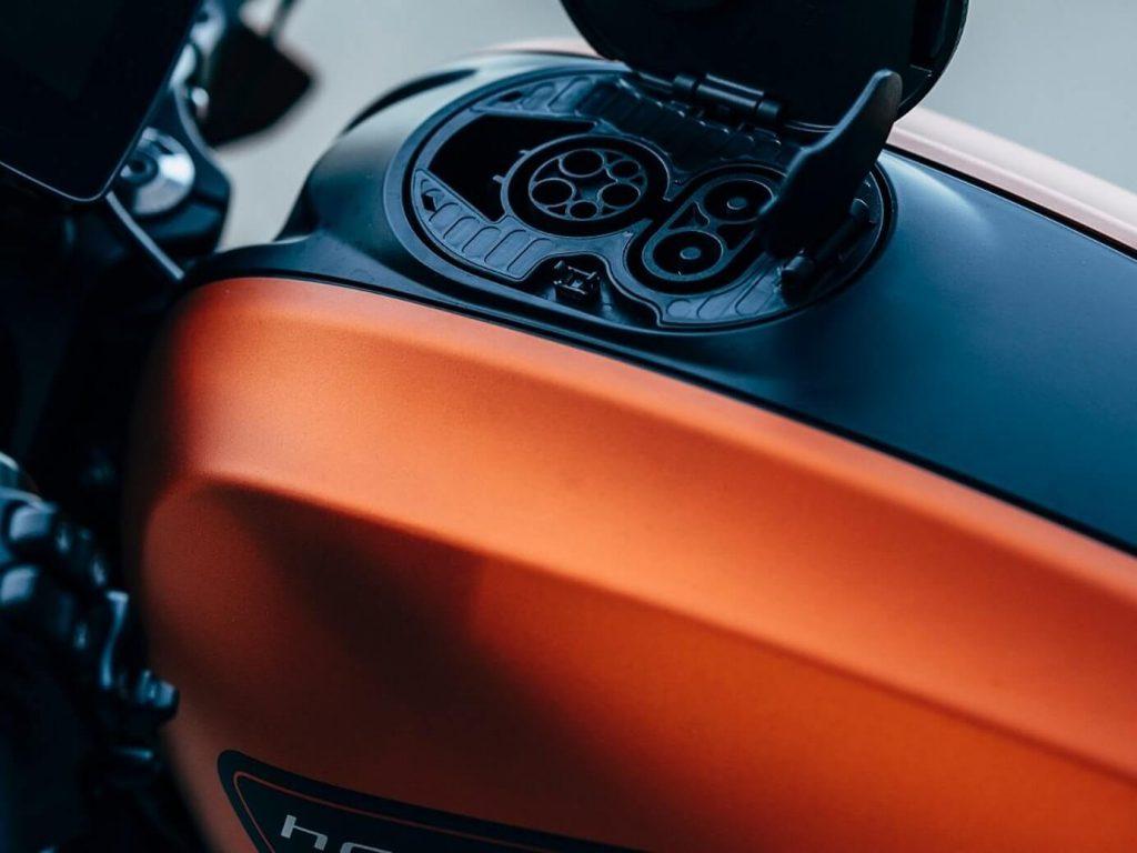 Motocykle elektryczne