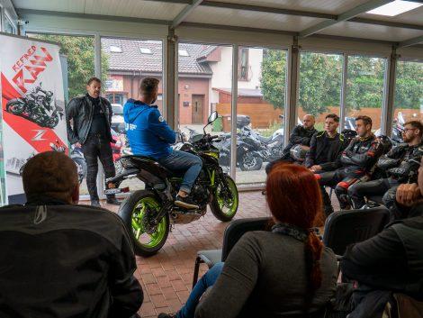 Szkolenie w MotoRP