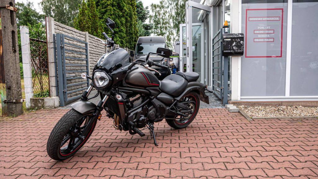 Vulcan S wypozyczalnia motocykli