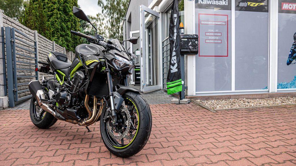 Z900 wypożyczalnia motocykli